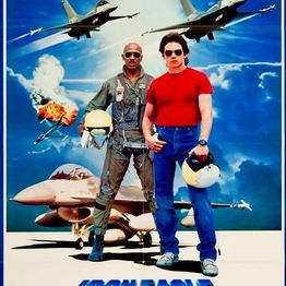 TVPT X-TRA: Iron Eagle (commentary track)