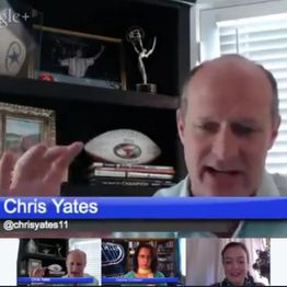 Chris Yates and taking a TV show to the web