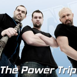10/14 - Cory Cove gets vicious with Psychic Chip Coffey   The Power Trip  Morning Show's tracks
