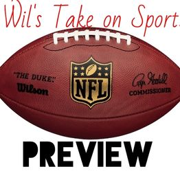 Podcast 9/5 #NFL Preview And #Football Picks