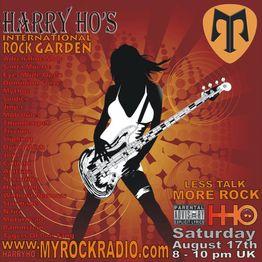 Harry Ho's intern. Rock Garden 17.08.2019