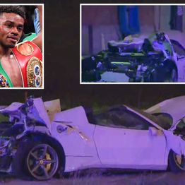 ☎️Errol Spence In Intensive Care After CRASHING Ferrari😱Plus Weekends Fights❗️