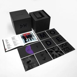 A Depeche Mode Podcast: 18 Disc Box Set/R&R Hall of Fall Nomination