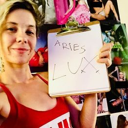 Bumming with Aries Lux