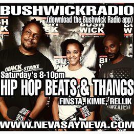 Hip Hop, Beats & Thangs w/ Finsta Kimie & Rellik (EP.41) 10/19/19