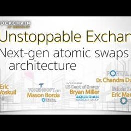 Blockchain At Berkeley UNSTOPPABLE EXCHANGE (1) Fabric architecture for Portal's atomic swaps