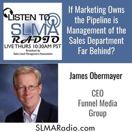 If Marketing Owns the Pipeline is Management of the Sales Department Far Behind?