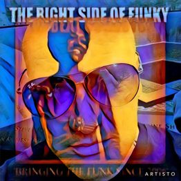 THE RIGHT SIDE OF FUNKY! cover image
