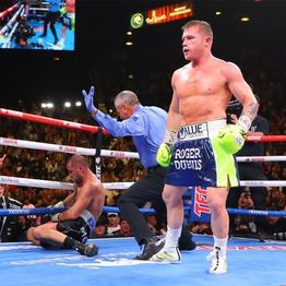 Ringside Boxing Show: Canelo cures Kovalev's insomnia at 2 a.m. ... we unpack a memorable fight, then interview Teofimo Lopez Jr.
