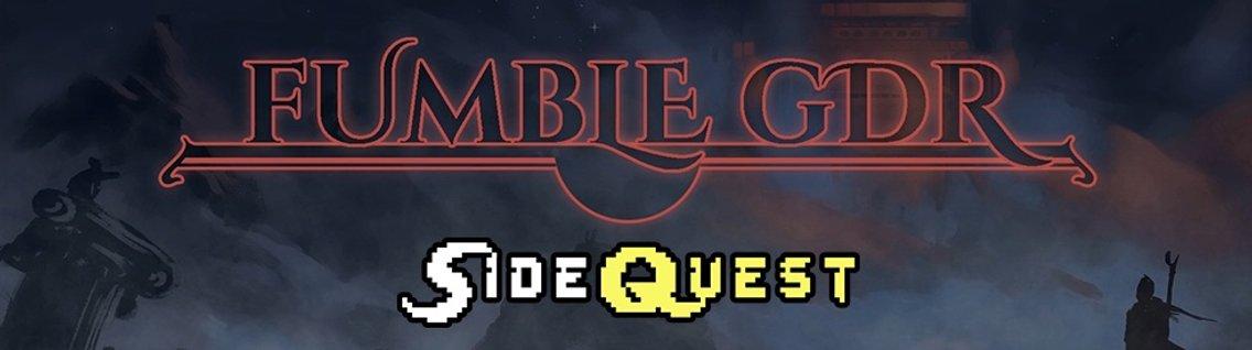 Fumble GDR - Il primo podcast di Actual Play in Italia - Cover Image