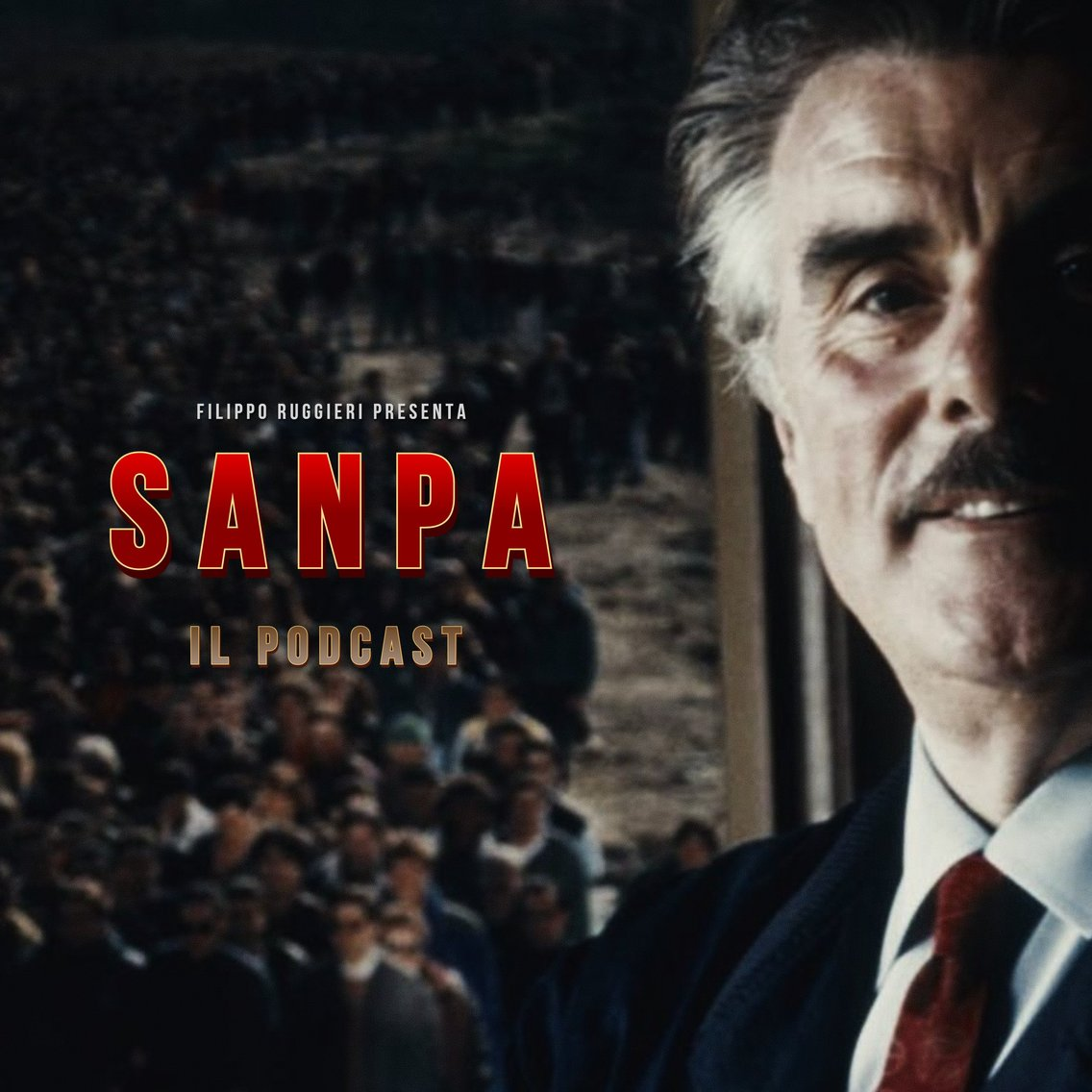 SANPA - Il Podcast - immagine di copertina