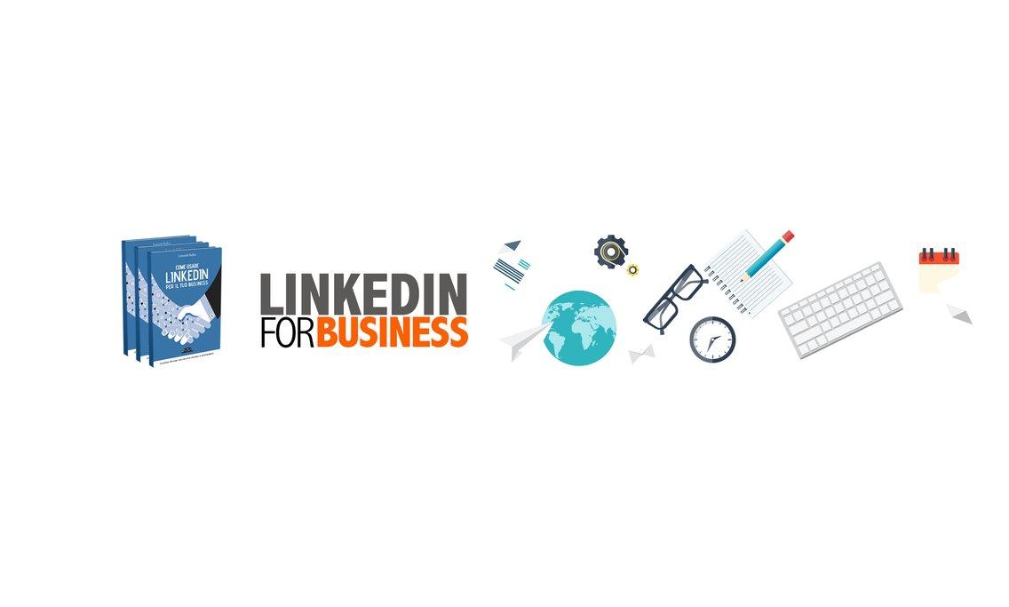 LinkedinForBusiness by Leonardo Bellini - Cover Image