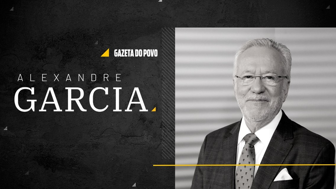 Alexandre Garcia - Vozes - Gazeta do Povo - immagine di copertina