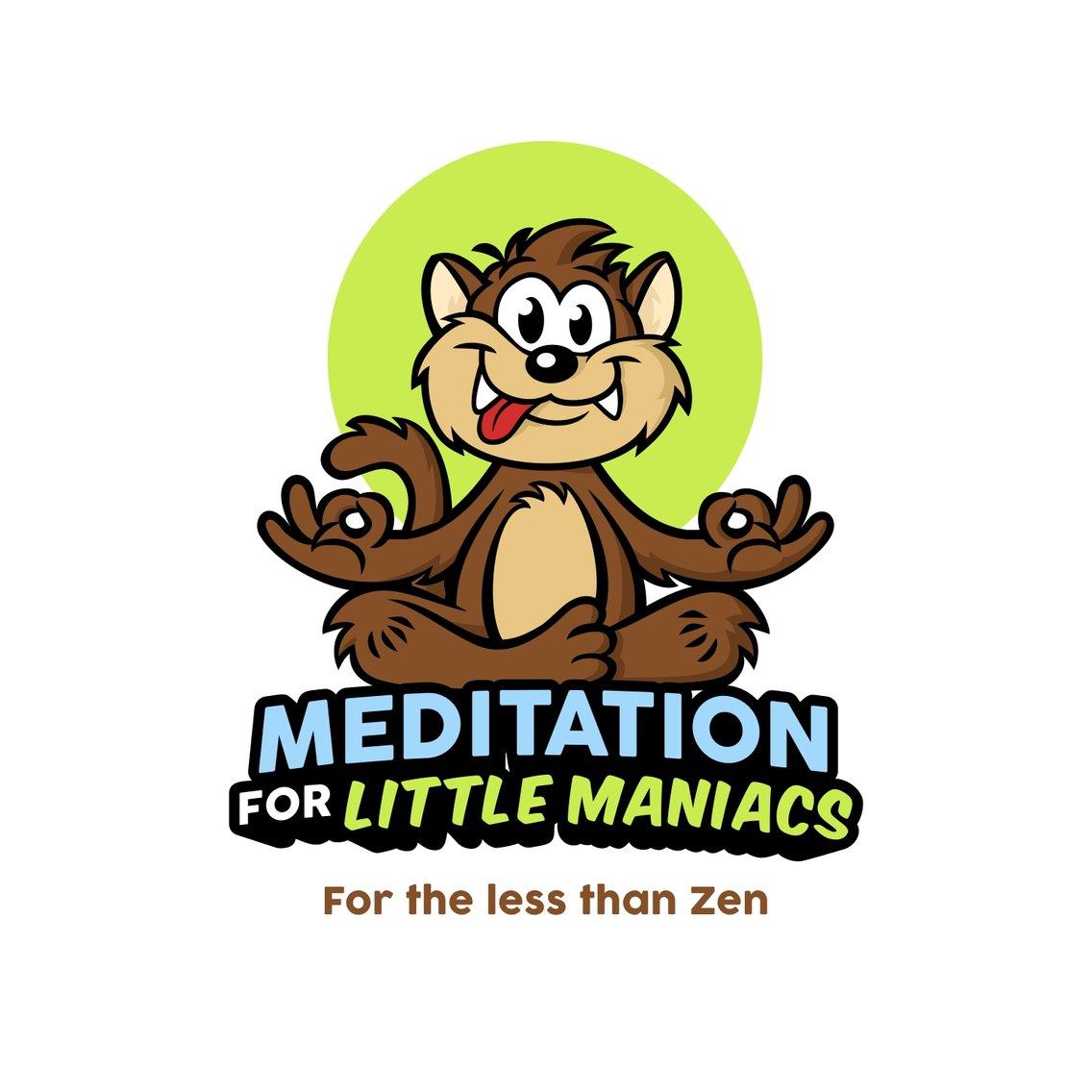 Meditation for Little Maniacs - immagine di copertina