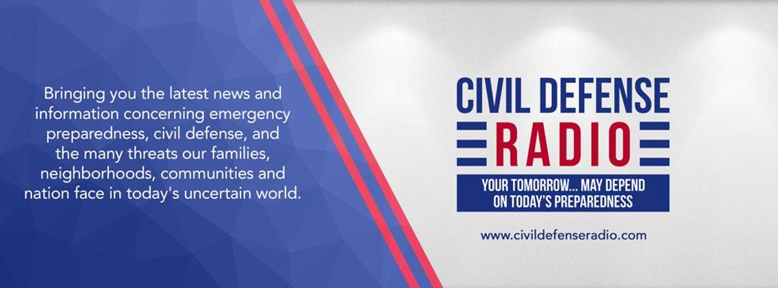 Civil Defense Radio - imagen de portada