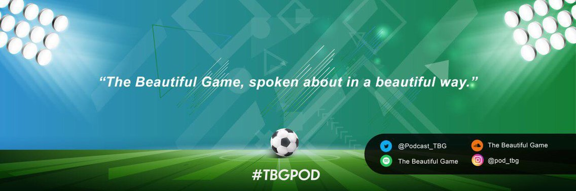 The Beautiful Game Podcast - immagine di copertina