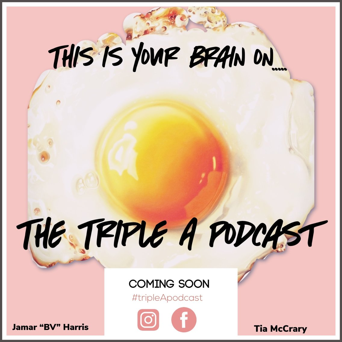 The Triple A Podcast - Cover Image