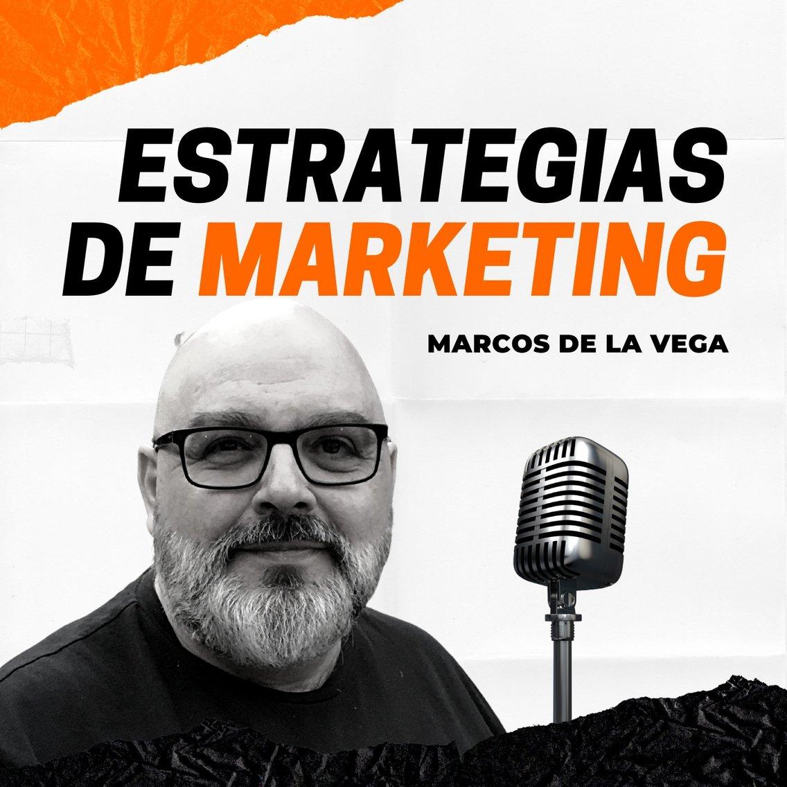 Estrategias de Marketing - Cover Image