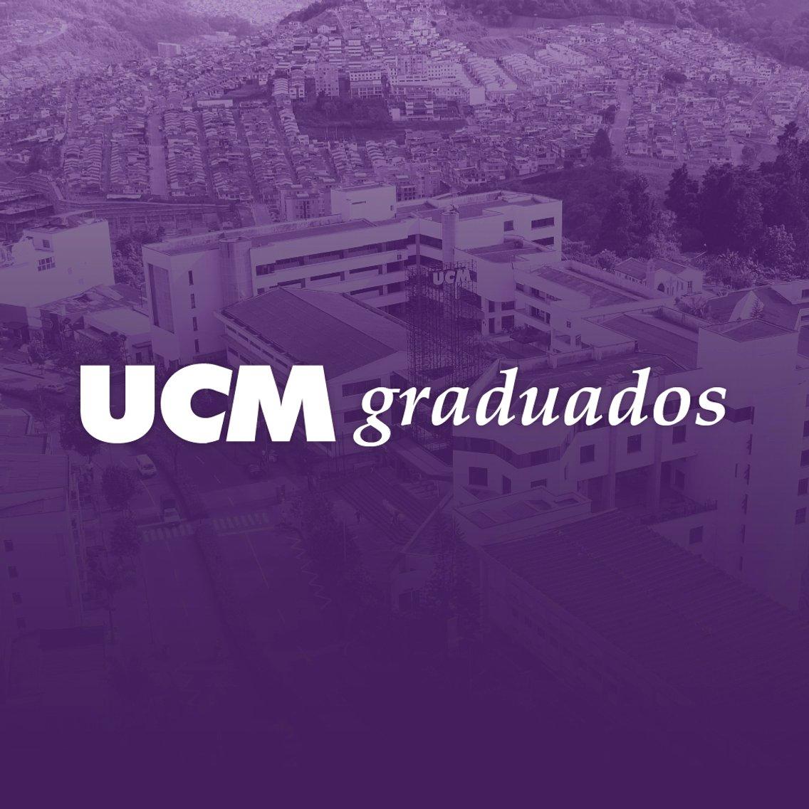 Graduados UCM - immagine di copertina