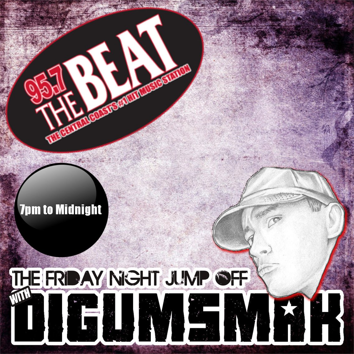 Friday Night Jump Off on 95.7 The Beat - Cover Image
