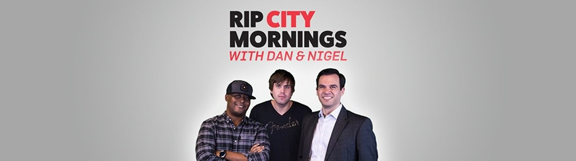 Rip City Mornings - Cover Image