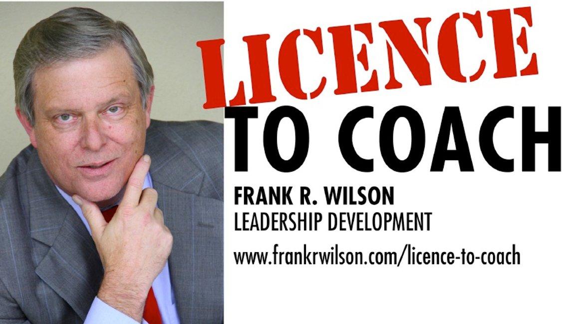 Licence to Coach - imagen de portada