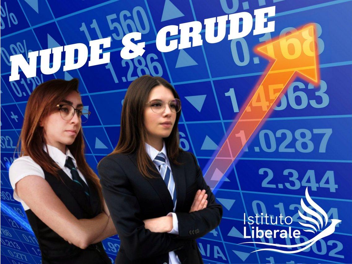 Nude & Crude - Istituto Liberale - immagine di copertina