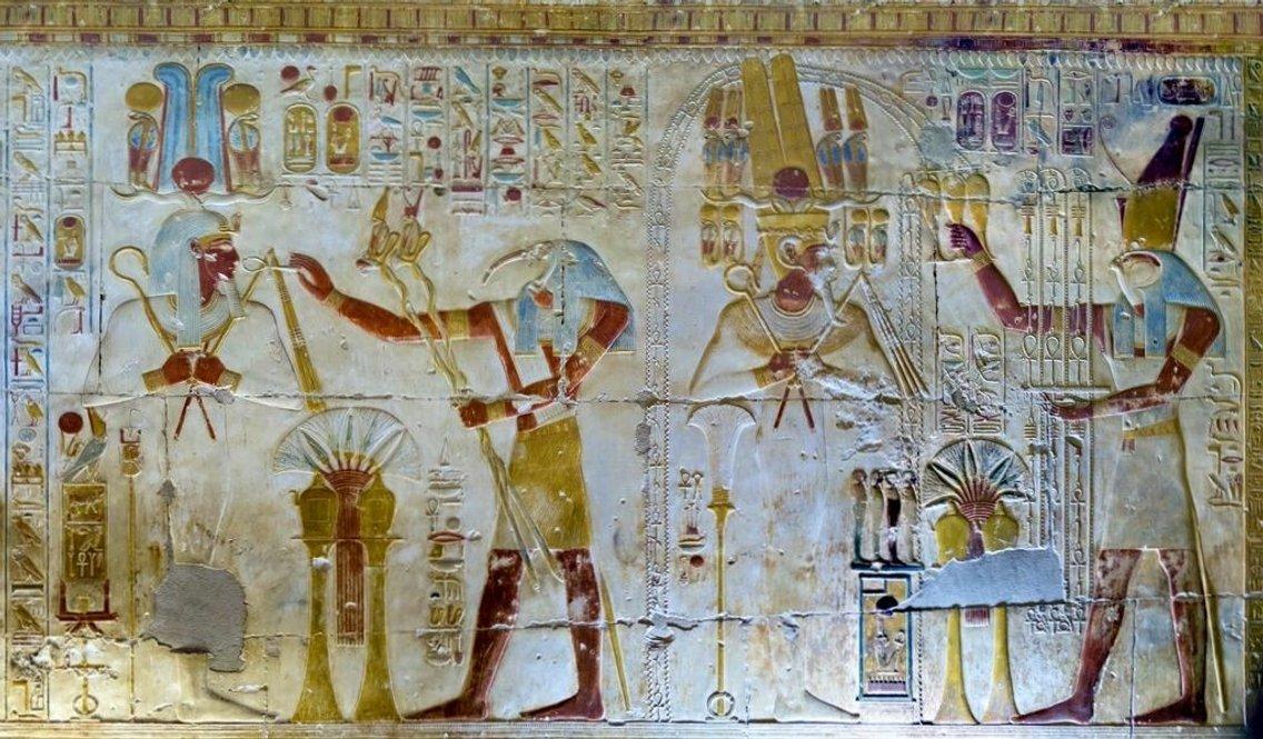 Le Tavole di Thoth  [lettura] - Cover Image