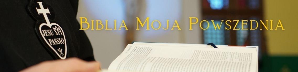 Biblia Moja Powszednia - Cover Image