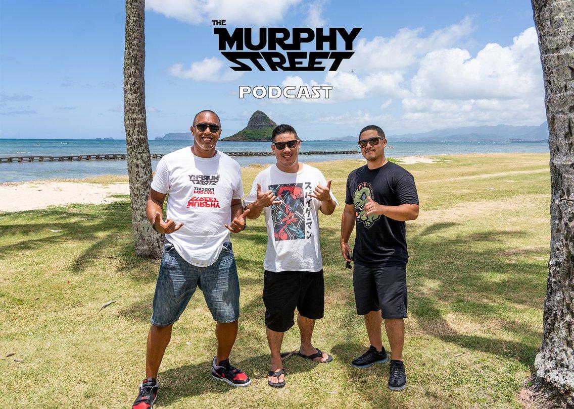 The Murphy Street Podcast - immagine di copertina