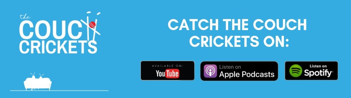 The Couch Crickets - Cover Image