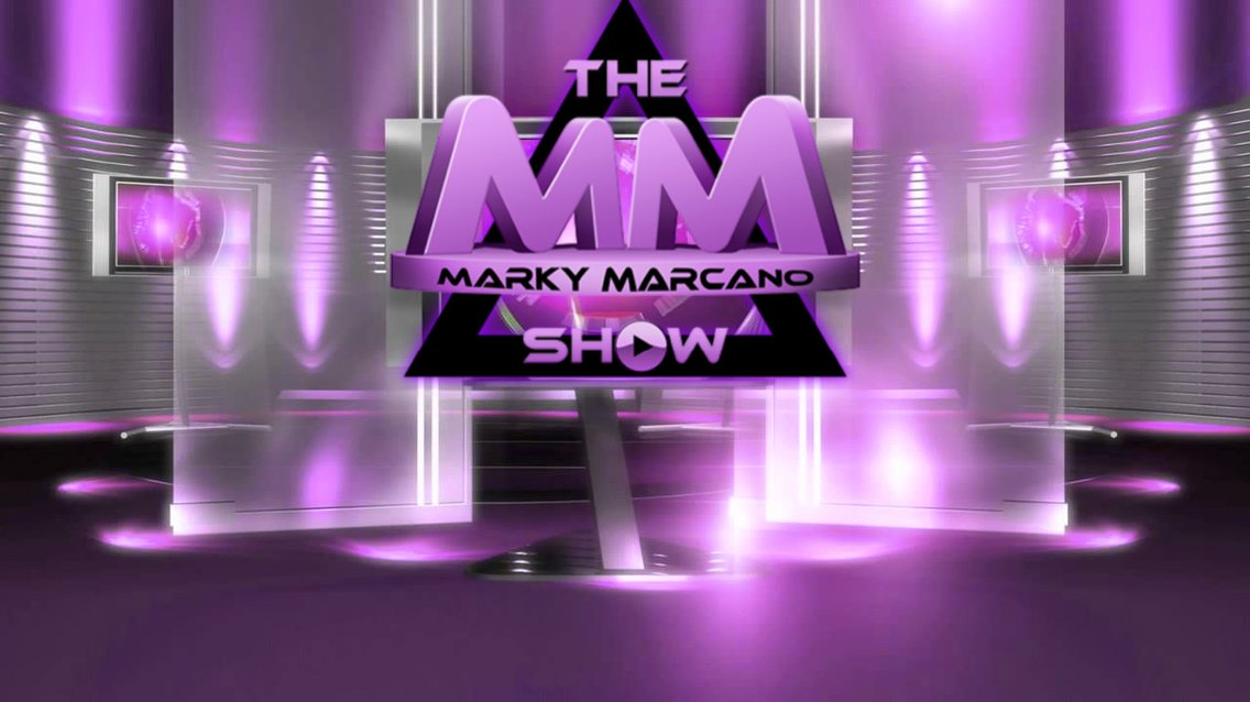 The Marky Marcano Show - Cover Image
