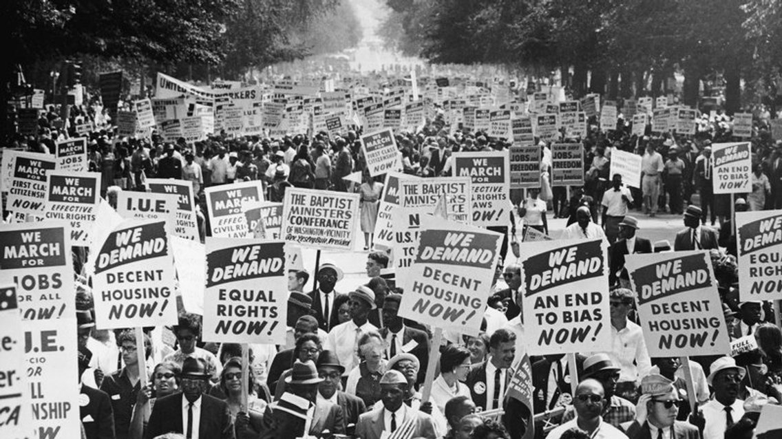 Civil Rights And You - Cover Image