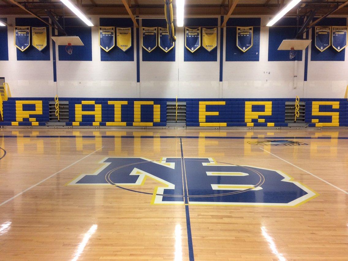 North Brunswick Raiders Basketball - Cover Image