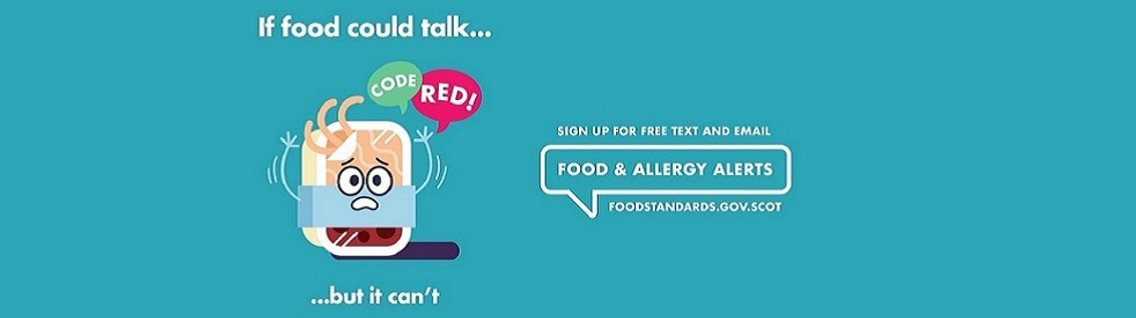 My Food Allergy Story Podcast - Cover Image