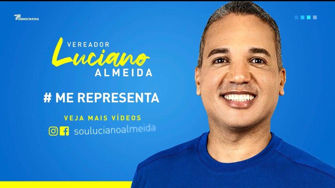 Jingle - Vereador Luciano Almeida - immagine di copertina