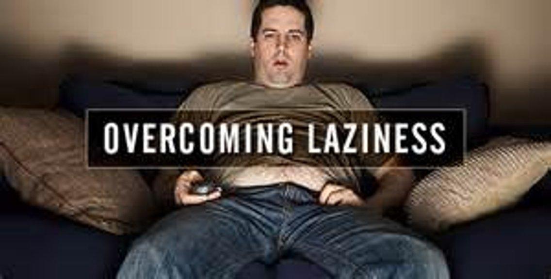 Avoiding Spiritual Laziness #2 - Cover Image