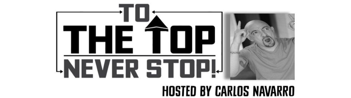 To The Top with Carlos Navarro - Cover Image