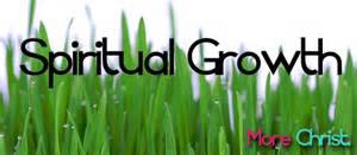 Growing Spiritually Gets Results - Cover Image