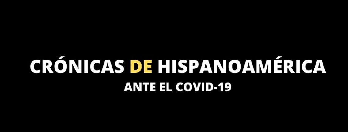 Crónicas de pandemia - immagine di copertina