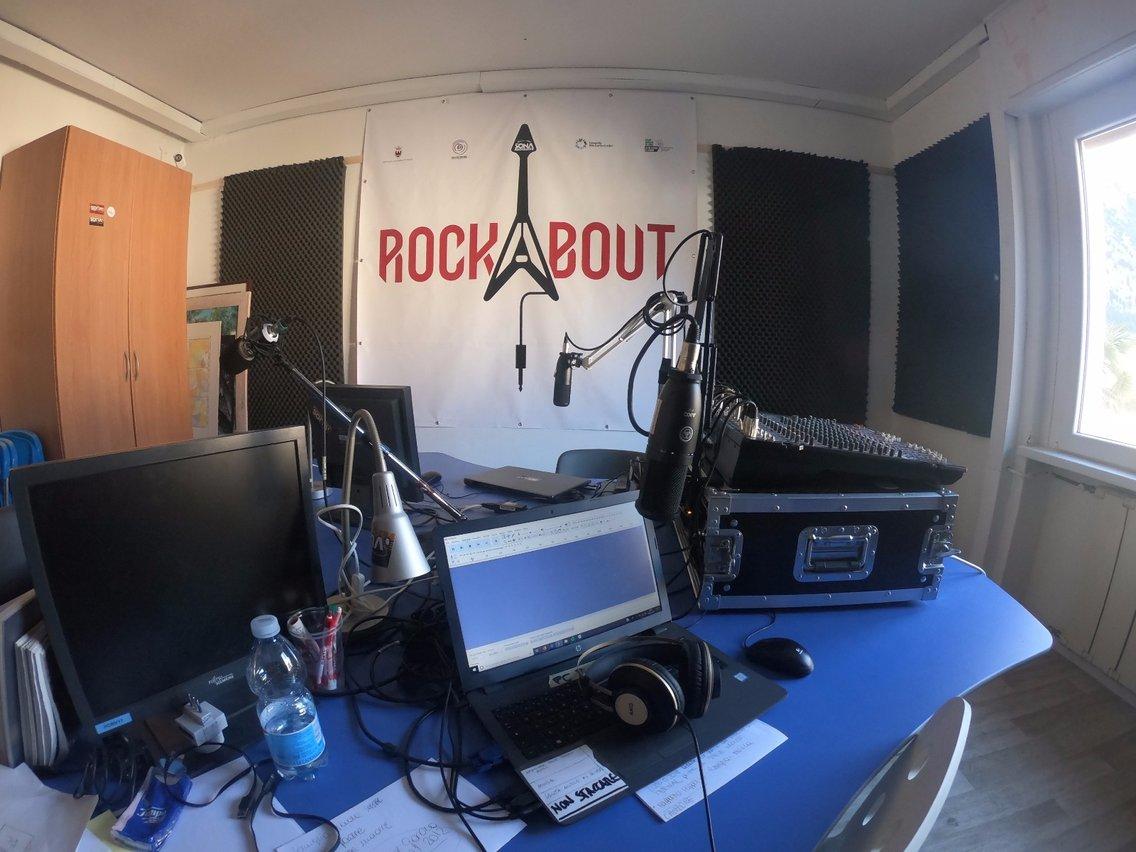 Rockabout The Interview - immagine di copertina