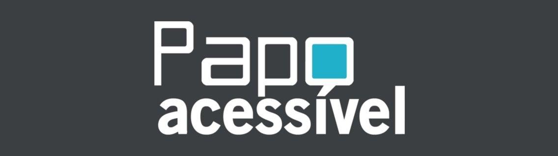 Papo Acessível - Cover Image