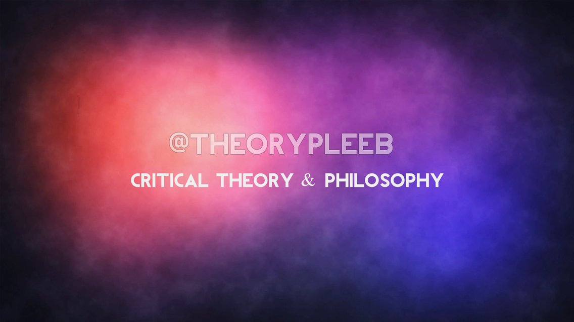 Theory Pleeb - immagine di copertina