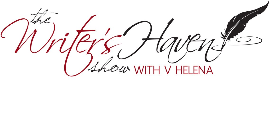 The Writer's Haven with V. Helena - Cover Image