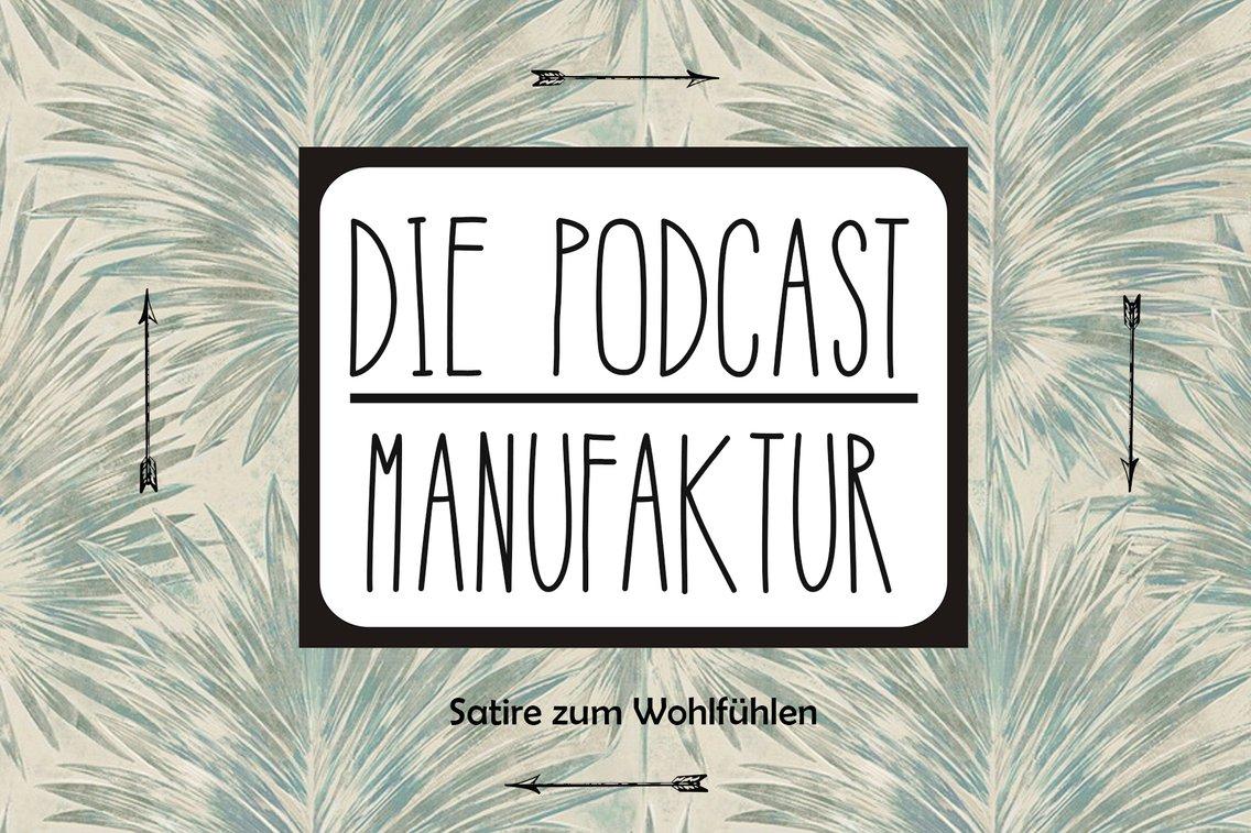 Die Podcastmanufaktur - imagen de portada