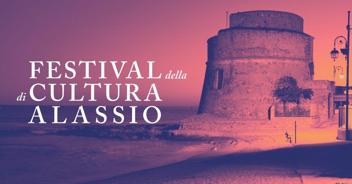 Alassio Festival della Cultura's podcast - Cover Image
