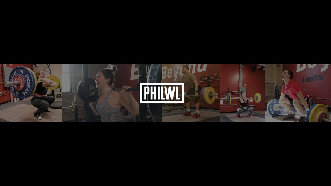 Philosophical Weightlifting Podcast - Cover Image