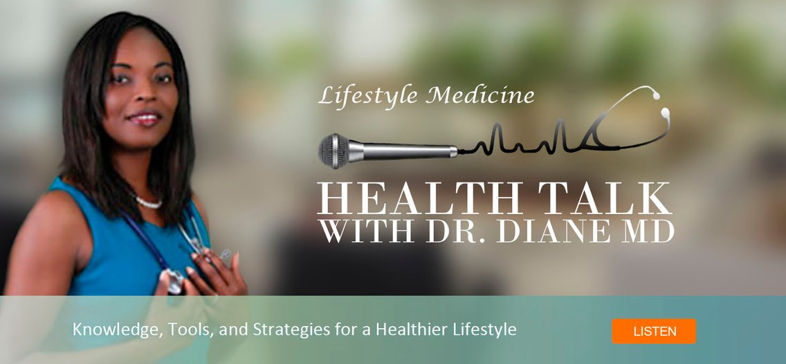 Health Talk With Dr. Diane MD - Cover Image