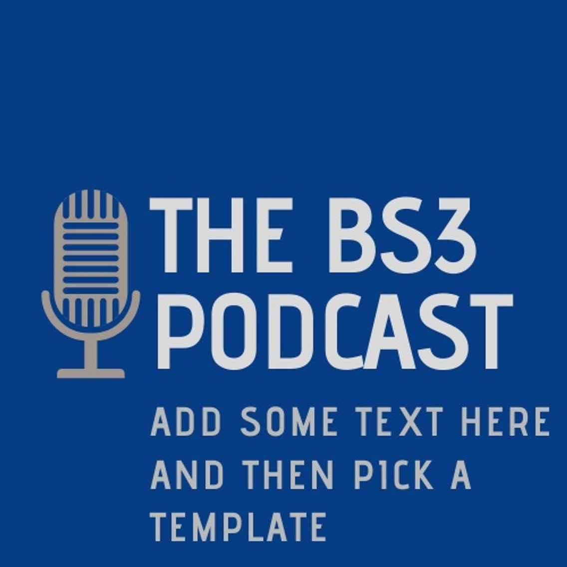 The BS3 Podcast - Cover Image