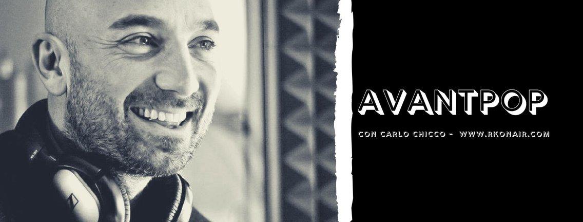 AvantPOP - immagine di copertina